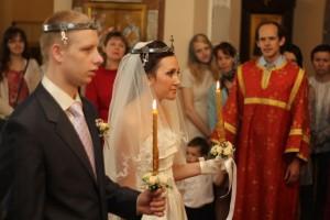 Венчание в Феодоровском соборе