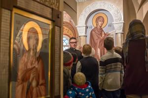 Экскурсии в Феодоровском соборе