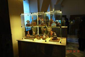 В Феодоровском соборе открылась выставка мозаики и литья