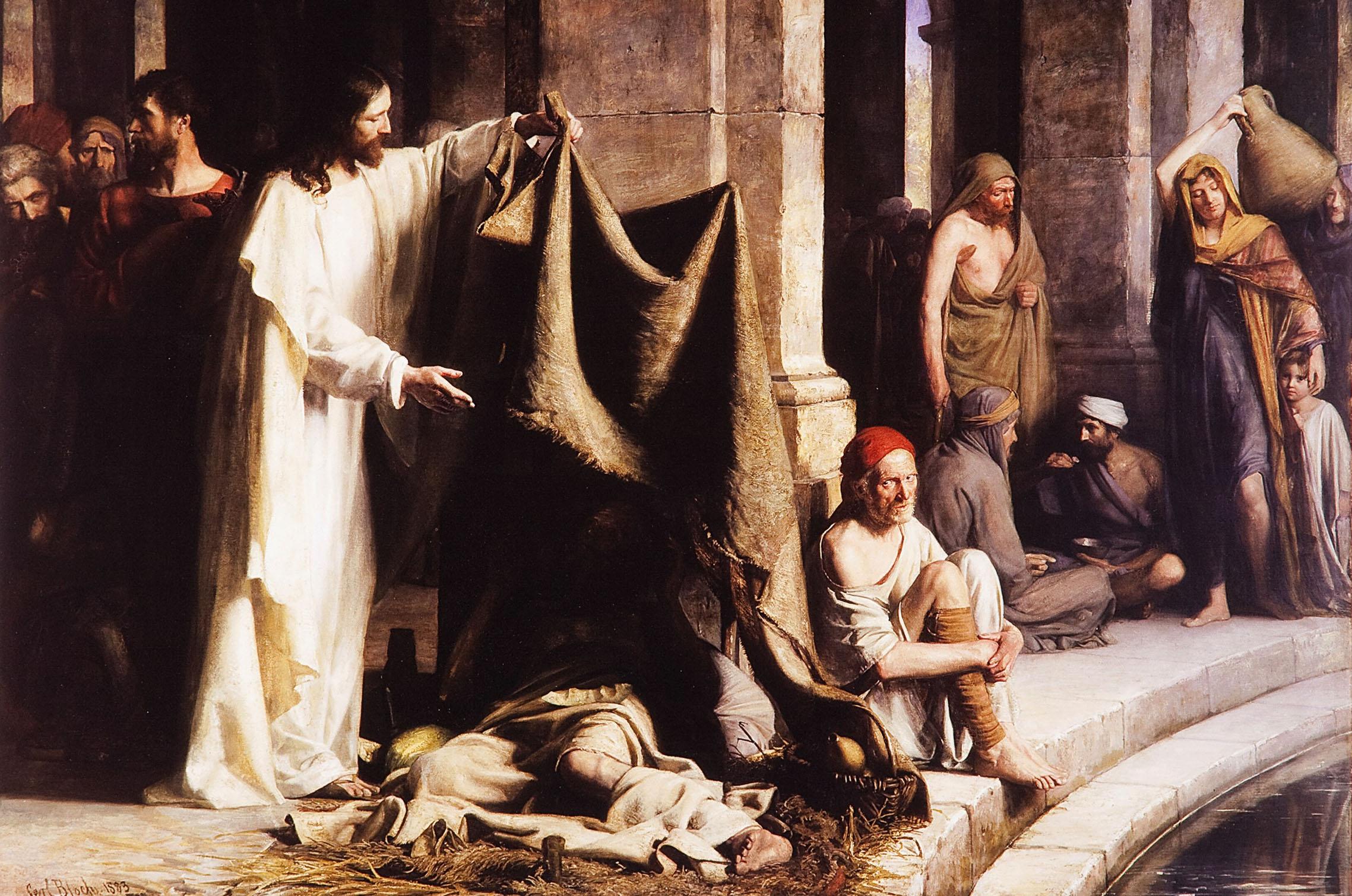 Проповедь день покоя - тогда и сегодня (алексей коломийцев)