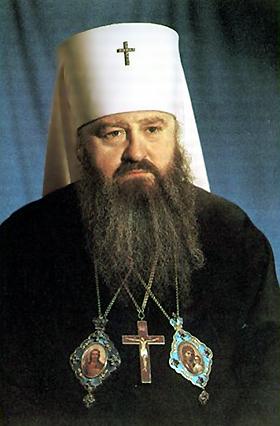 Митрополит Никодим – человек Церкви